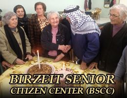 Birzeit Senior Citizen Center (BSCC)