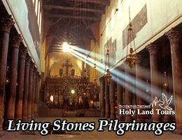 Living Stones Pilgrimage - Holy Land Tours