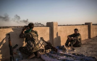 kurdish-fighters-daesh-hasakah-outskirts-afp