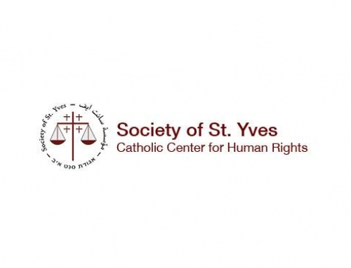 The Society of St. Yves to Receive 2015 Living Stones Solidarity Award