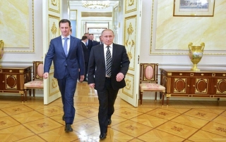 Russian Delegation to Syria: President Assad Ready for Early Elections