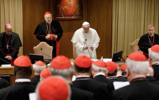 Francis-and-bishops