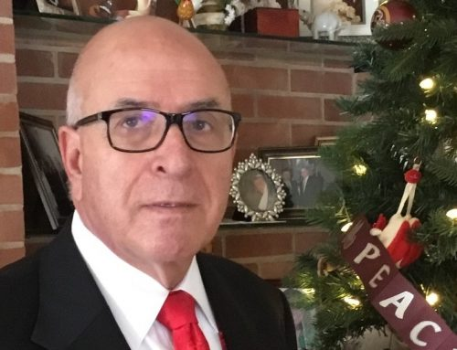 A Christmas Message from  HCEF's President, Sir Rateb Rabie