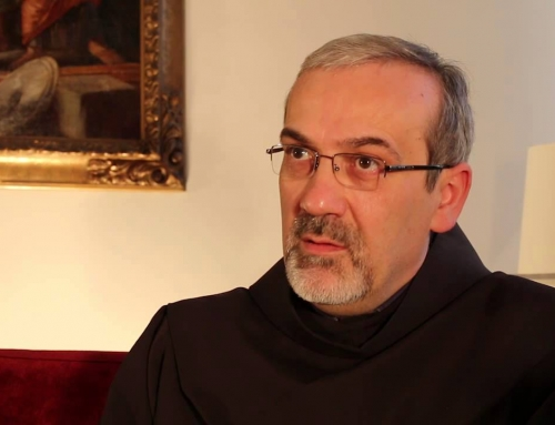 Greetings of Fr. Pierbattista Pizzaballa, ofm Custos of the Holy Land
