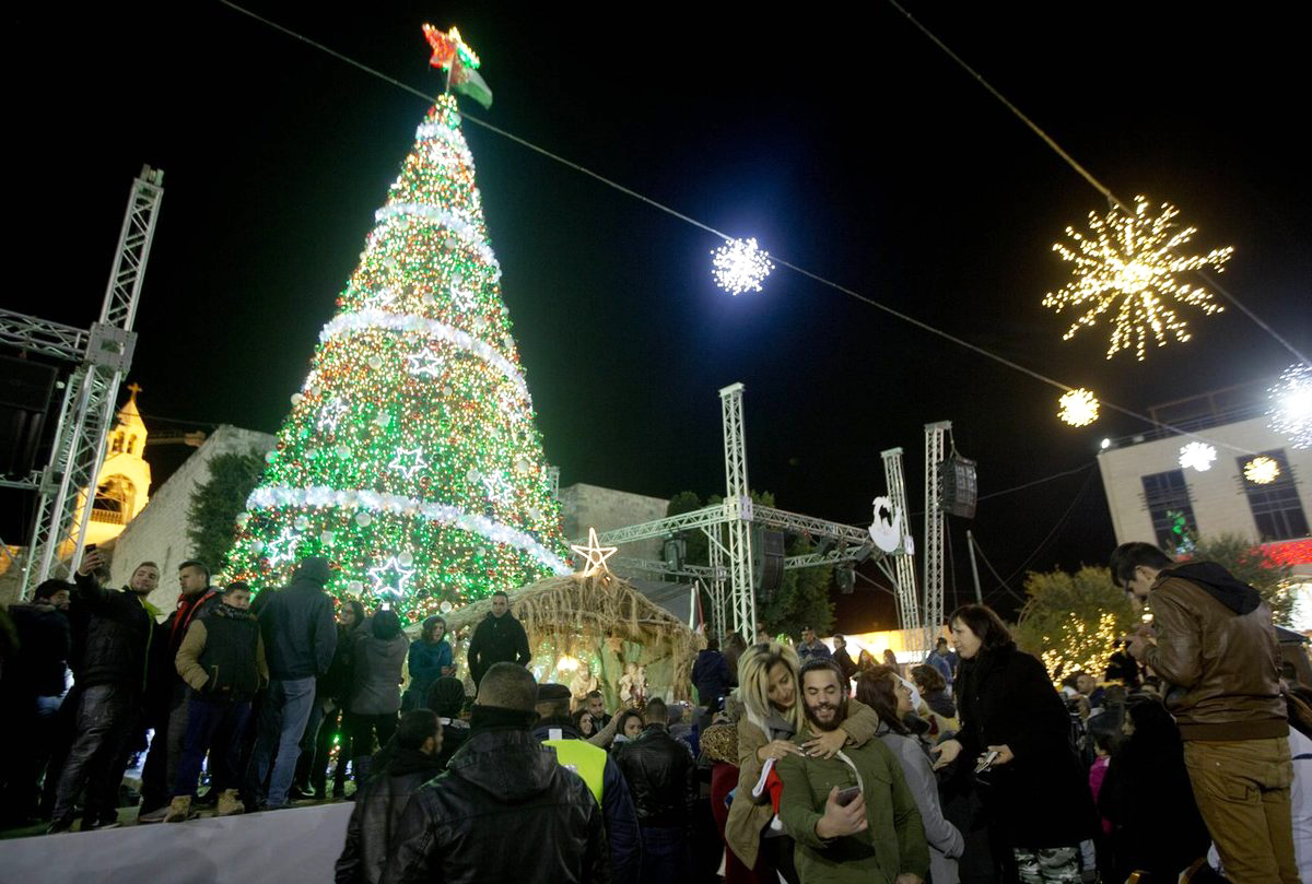 bethlehem lighting christmas trees. Slide_467908_6351826_free. To See Other Christmas Trees Bethlehem Lighting C