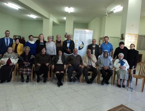 Birzeit Senior Citizens Play an Important Role as Advocates of Palestinian Heritage