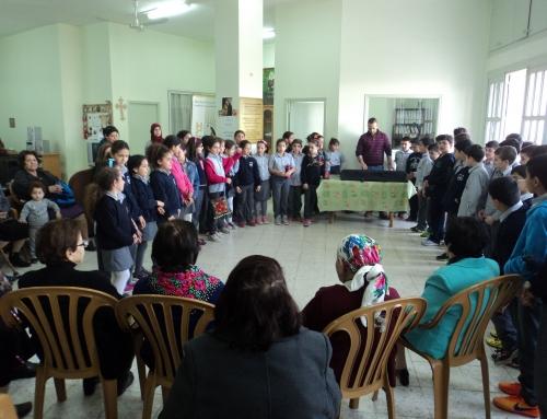Birzeit Senior Citizen Center: Where the Young Meets the Young at Heart