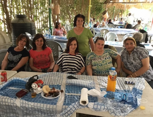 BSCC had spent a relaxing and joyful time in a much-needed trip to Jericho
