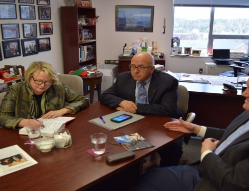 HCEF y BYU Firman un Acuerdo para Preservar el Patrimonio y la Cultura Palestina atreves del   Museo de Belén