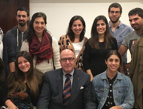 HCEF regresa luego de una visita inspiradora a la diáspora palestina en Chile