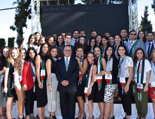 Theme of Unity Reigns at the 5th Annual Palestinian Diaspora Conference in Ramallah