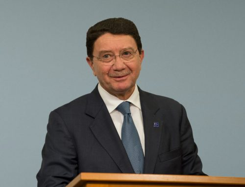 Dr. Taleb Rifai to Receive 2016 Global Leadership Award