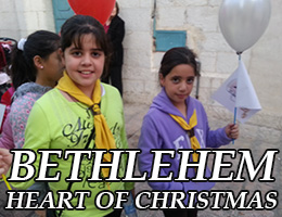Bethlehem Heart of Christmas