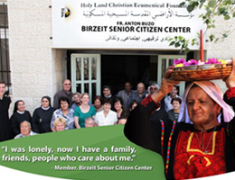 Birzeit Senior Citizen Center
