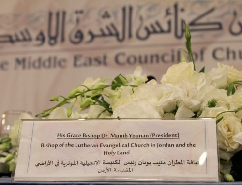 Middle East Council of Churches Reconvenes