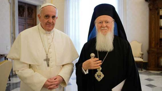 Common Declaration of Pope Francis and the Ecumenical Patriarch Bartholomew I
