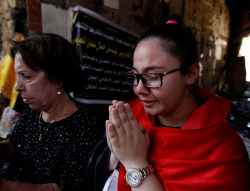 Christian charity restores hope to displaced Iraqi Christians who lost everything