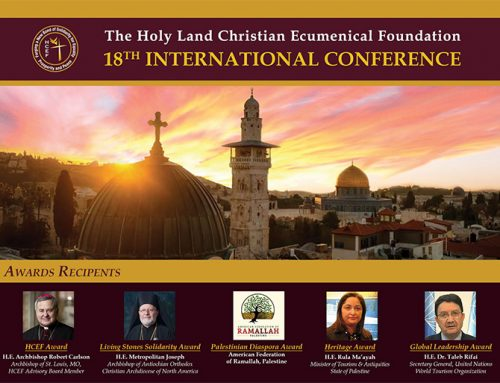 Register today for the HCEF 18th International Conference