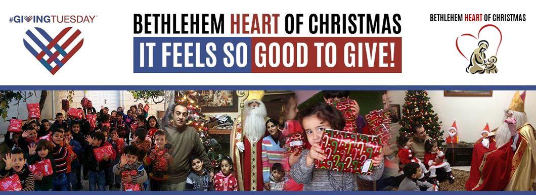 Bethlehem Heart of Christmas