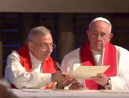 Bishop Younan Reflects on Significance of Joint-Common Prayer in Lund, Sweden