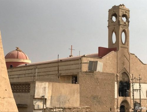 Iraq's displaced Christians 'will go back home,' but not before their safety is assured