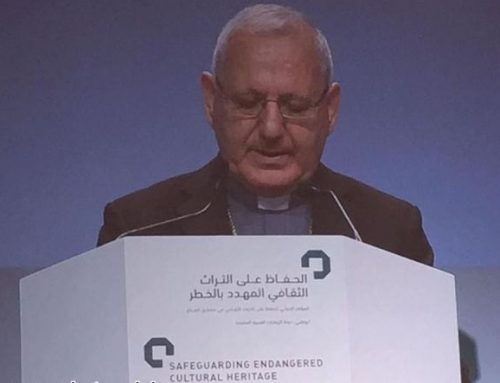 Chaldean Patriarch: Save Iraq's cultural heritage threatened by war