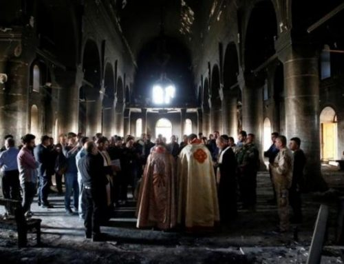Iraqi Christians plan to rebuild town destroyed by ISIS