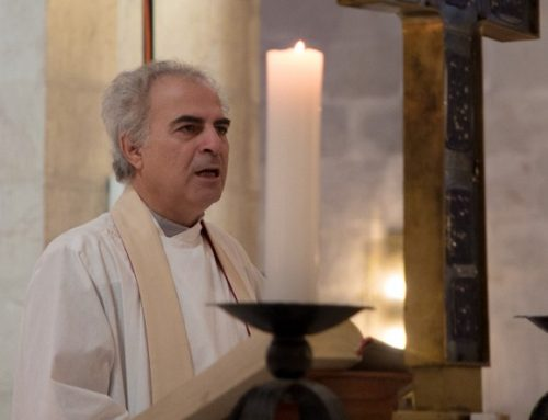 The Rev. S. Ibrahim Azar New Bishop-Elect: ELCJHL Synod Elects Other Officers