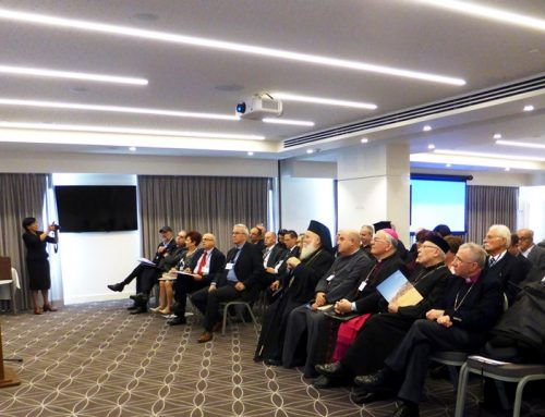 Nazareth Conference on Situation of Churches in Israel