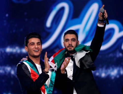 Palestinian Christian from Bethlehem wins wildly popular 'Arab Idol' song contest