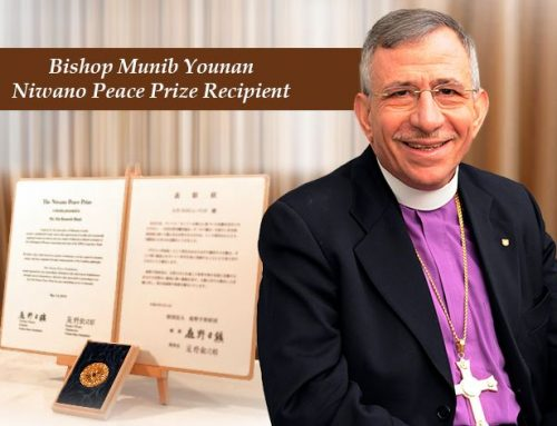 Bishop Younan Niwano Peace Prize Recipient