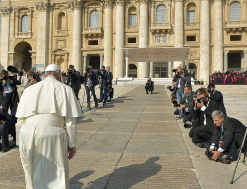 Pope to Middle East Pilgrims: 'Without Christ at Center of Life, Perseverance, Consolation Are Impossible'