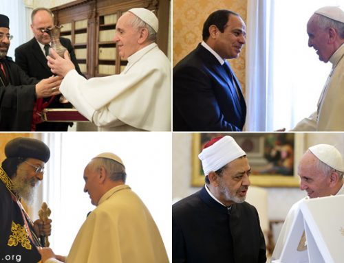 Pope Francis' visit to Egypt: Building new bridges