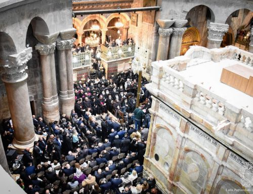 Unprecedented ecumenical ceremony marks inauguration of restored Edicule of the Tomb of Christ