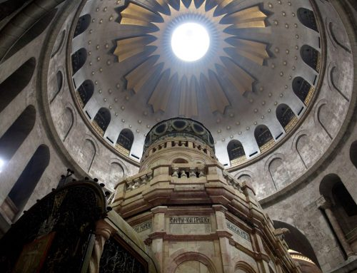 For Jerusalem Churches, restoration of the aedicule of the Holy Sepulchre is symbol of brotherhood and co-operation