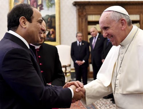 "Egyptian Tour operators: let us take the opportunity of the Pope's visit to revive the ""Way of the Holy Family"""