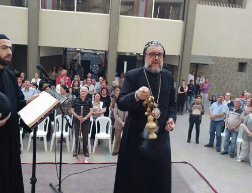 Beirut Bishop Kourie says the two bishops abducted in Syria in 2013 are still alive