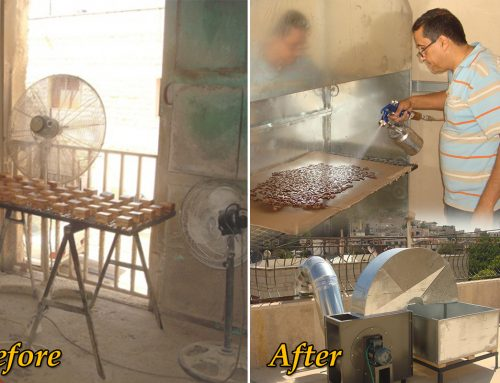 HCEF, CRS and HLHCS Complete Rehabilitation of Bethlehem Area Handicraft Workshops