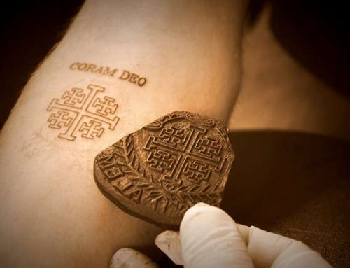 Holy tattoo! A 700-year old Christian tradition thrives in Jerusalem