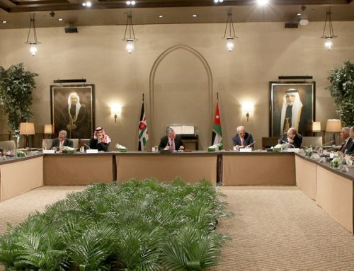 King: Jordan will continue to defend Islamic and Christian holy sites in Jerusalem