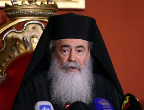 Theophilos III slams Israeli court over illegally obtained Greek Orthodox properties
