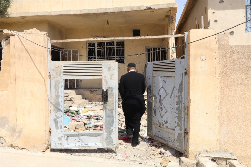 Nineveh Christians rebuild their homes, but threats remain in Iraq