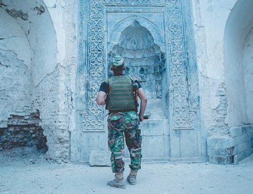 Rebuilding a 12th-century monastery destroyed by ISIS