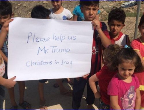 Iraqi Assyrian Children Plead With U.S. President to Save Them