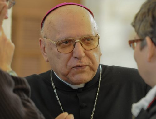 "The ""Arafat Prize"" awarded to Latin Patriarch Emeritus of Jerusalem Michel Sabbah"