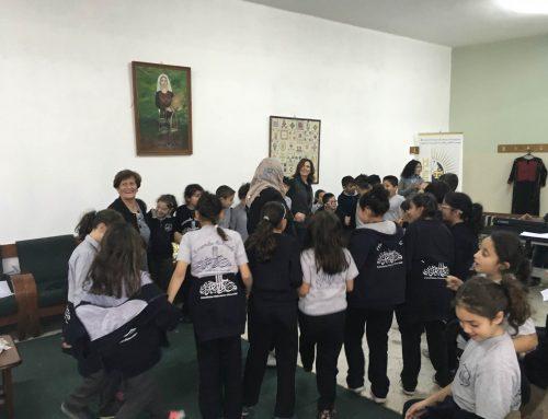 Centro de desarrollo social y cultural de Birzeit (BSCC): Donde los jóvenes de corazón se encuentran con los jóvenes de Friends School