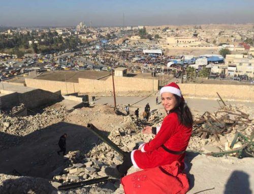 Christmas Returns to Northern Iraq