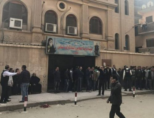 Egypt: Ten dead in church attack near Cairo, attacker killed