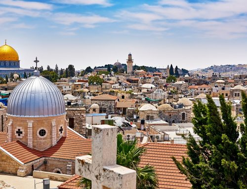 Heads of Local Churches send letter to President Donald Trump regarding status of Jerusalem