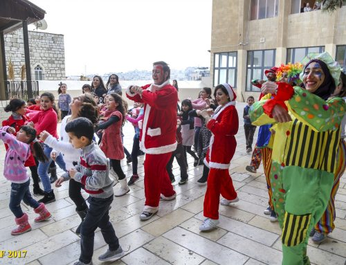 The Christmas that Almost Wasn't: HCEF Distributes over 450 Christmas Gifts to Children Around Palestine
